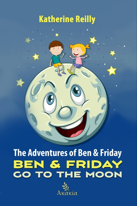 Ben & Friday Go to the Moon